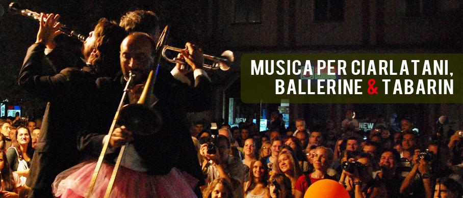 Musica per Ciarlatani, Ballerine & Tabarin